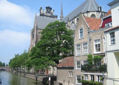 Historische binnenstad - De Kade Appartementen